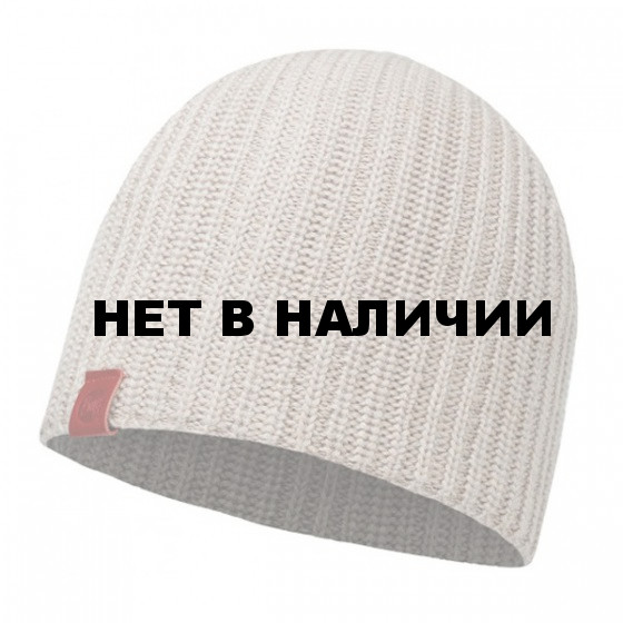 Шапка BUFF 2016-17 KNITTED HAT BUFF® HAAN COBBLESTONE-COBBLESTONE