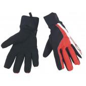 Перчатки велосипедные BBB HighShield red (BWG-14)