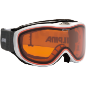 Очки горнолыжные Alpina Challenge S 2.0 QH pearlwhite _QH S2