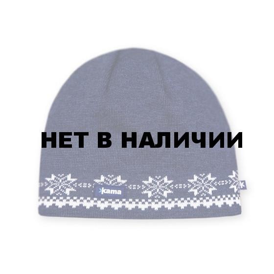 Шапки Kama A11 (navy) т. синий