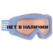 Очки горнолыжные Salice 600DAF COBALTBLUE/ORANGE