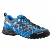 Треккинговые кроссовки Salewa 2016 Tech Approach MS WILDFIRE VENT Walnut/Mayan Blue