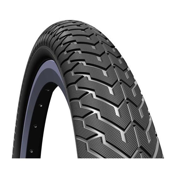 Велопокрышка RUBENA V88 ZIRRA R 20 x 2,10 (54-406) CL черный