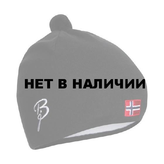 Шапки Bjorn Daehlie Hat CLASSIC Flag Black Flag (черный)
