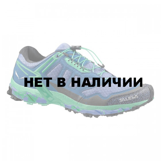 Треккинговые кроссовки Salewa 2016 Mountain Training WS ULTRA TRAIN Colony Blue/Absinthe