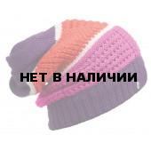 Шапка BUFF 2015-16 NECKWARMER BUFF Knitted&Polar Fleece AIDAN PLUM