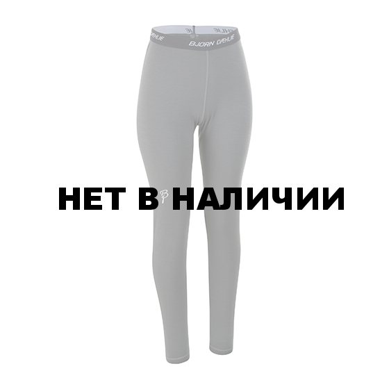 Брюки Bjorn Daehlie UNDERWEAR Pants ACTIVE Women Gargoyle (Серый)