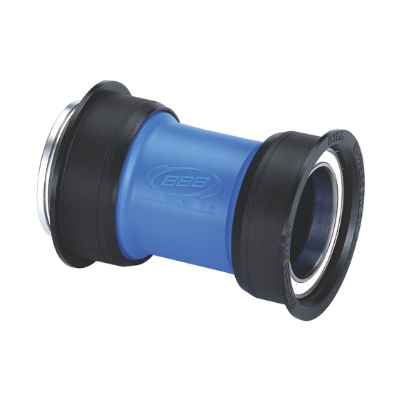 Каретка BBB BottomPress PF30 MTB 46mm?x68/73mm with BB30 preinstalled bearings (BBO-05)
