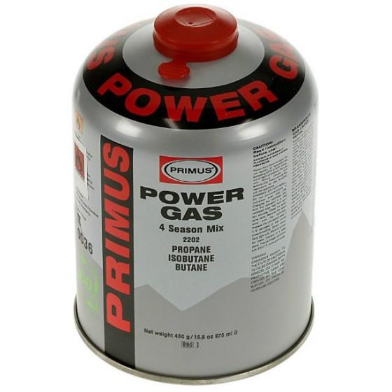 Баллон газовый Primus Power Gas 450g
