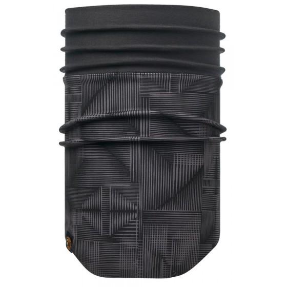 Шарф BUFF 2016-17 WINDPROOF NECKWARMER BUFF® NEWARASHI BLACK-BLACK-Standard