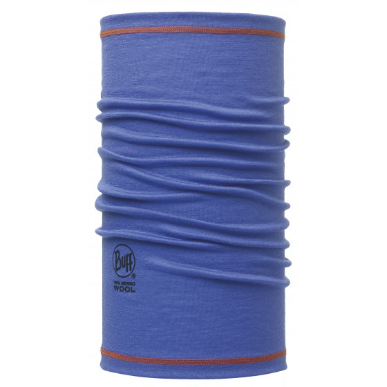 Бандана BUFF 2016 WOOL BUFF 3/4 MERINO WOOL BUFF® SOLID BLUE INK