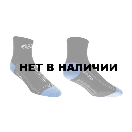 Носки BBB TechnoFeet black blue (BSO-01)