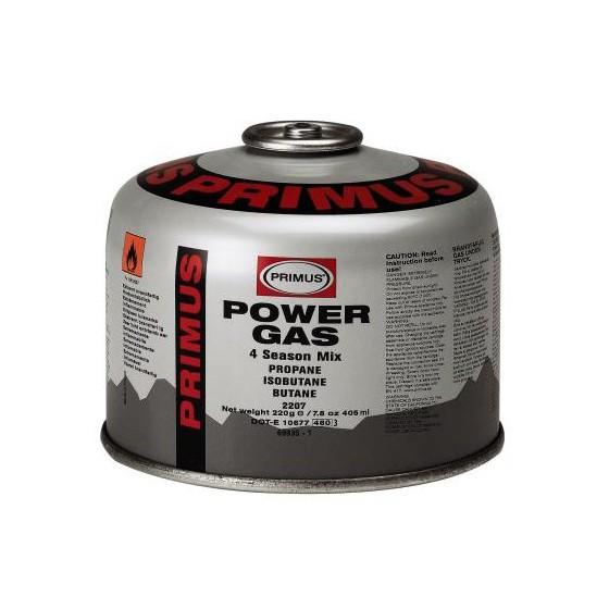 Баллон газовый Primus PowerGas 230g (Special Languages)