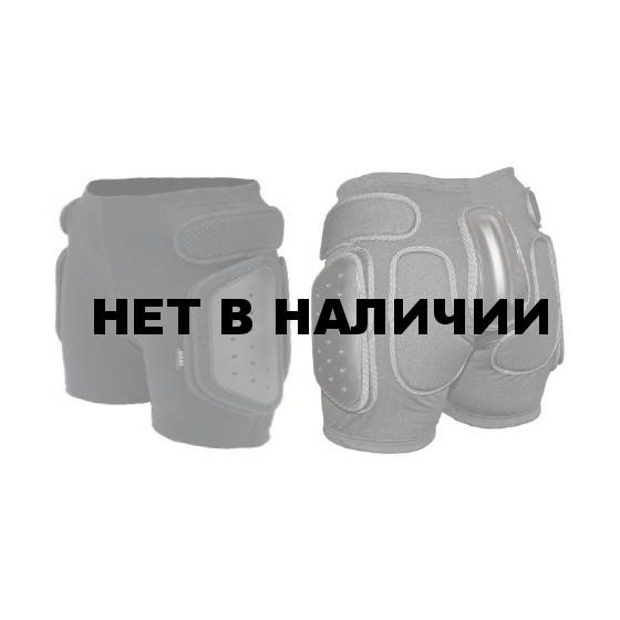 Защитные шорты BIONT 2016-17 Экстрим Люкс черный