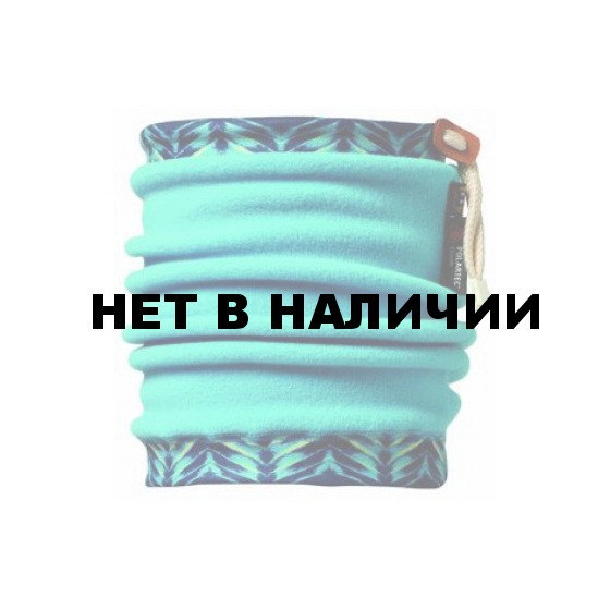 Бандана BUFF NECKWARMER BUFF@POLAR FLEECE BLUE POISON SURF CITY