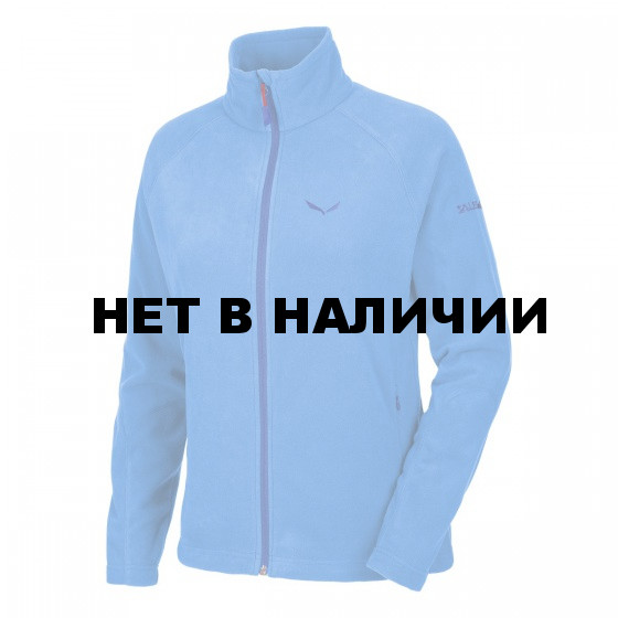 Флис для активного отдыха Salewa 2016 *RAINBOW 3 PL W JKT royal blue/8310