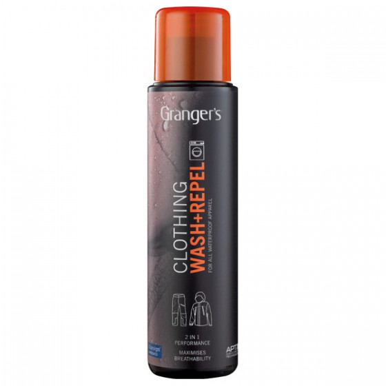 Пропитка GRANGERS 2in1 Wash & Repel 1000ml