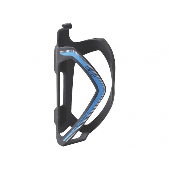 Флягодержатель BBB 2015 bottlecage FlexCage matt black blue (BBC-36)