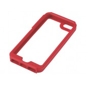 Рамка для телефона BBB 2015 smart phone mount Sleeve Patron I5 red (BSM-31)