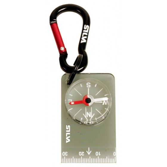 Компас Silva Compass 28 Carabiner