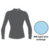 Футболка с длинным рукавом ACCAPI TECNOSOFT PLUS LONG SL.LUPETTO LADY (light blue mel) синий