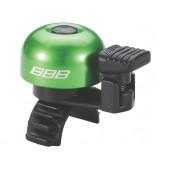 Звонок BBB 2015 bike bell EasyFit green (BBB-12)