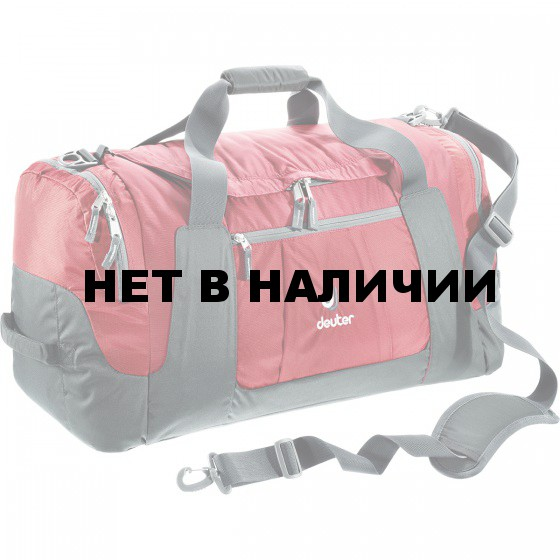 Сумка-баул Deuter 2016 Relay 60 cranberry-granite