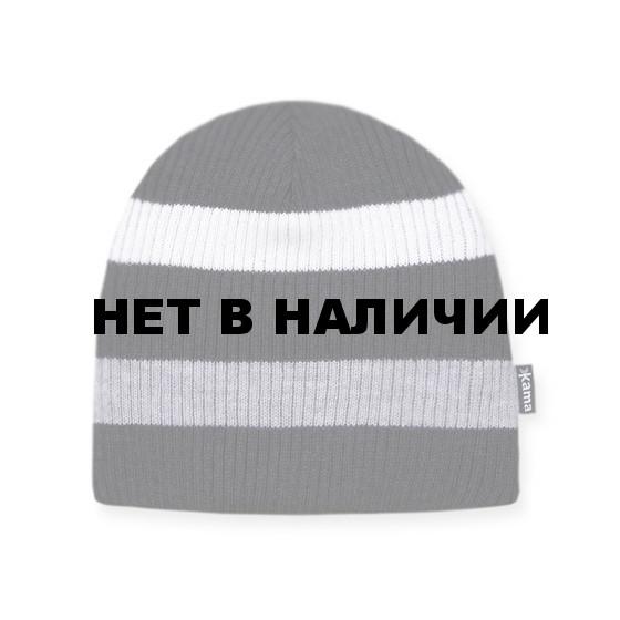 Шапки Kama A40 (graphite) серый