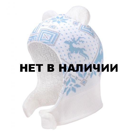 Шапка Kama 2016-17 B62 white