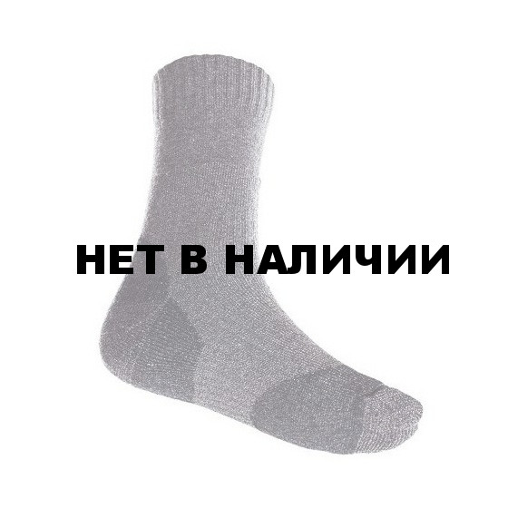 Носки ACCAPI SOCKS TREKKING NATURAL anthracite (серый)