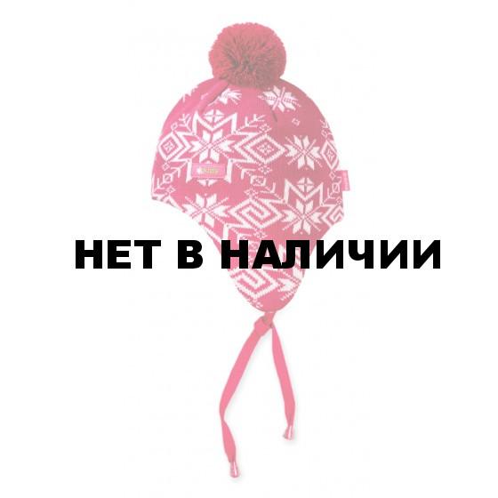 Шапка Kama 2016-17 BW18 pink