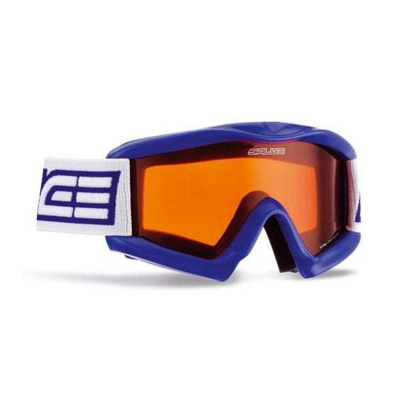 Очки горнолыжные Salice 897DAV BLUE/ORANGE