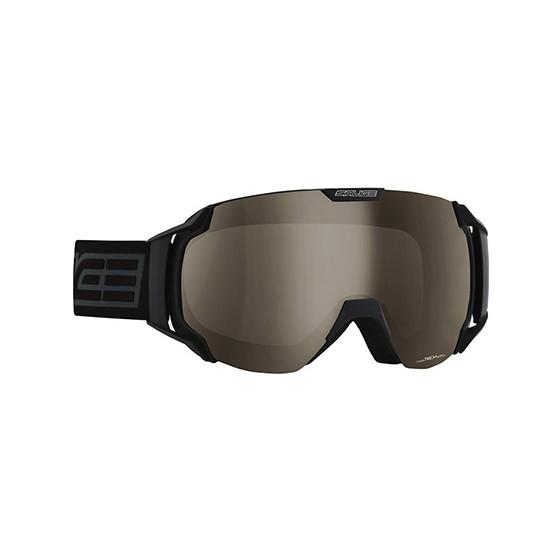 Очки горнолыжные Salice 2016-17 619DARWF BLACK/RW CLEAR