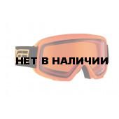 Очки горнолыжные Salice 608DACRXPF ORANGE/CRX POLAR BROWN