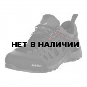Треккинговые кроссовки Salewa 2016 Tech Approach MS FIRETAIL 3 GTX Black Out/Papavero
