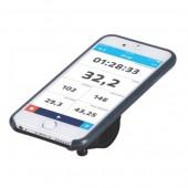 Комплект крепежа для телефона BBB smart phone mount Patron I6 black gray (BSM-03)