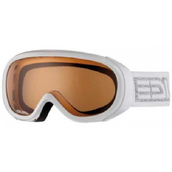 Очки горнолыжные Salice 804DACRXPF CHROME/CRX POLAR BROWN