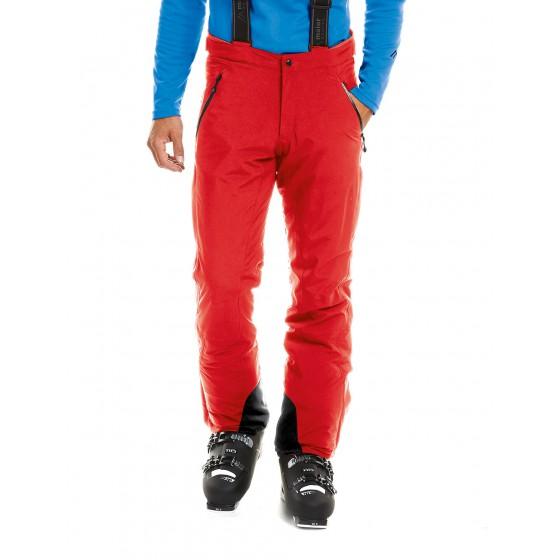 Брюки горнолыжные MAIER Pants Copper fire (красный)