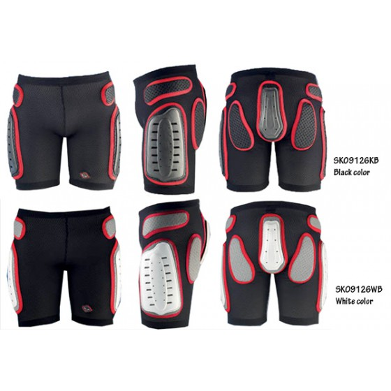 Защитные шорты FTWO Padded plastic shorts JUNIOR