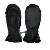 Варежки GLANCE Donna Mitten (black) черный