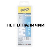 Универсальный парафин TOKO TRIBLOC TRIBLOC HF (синяя, -10/-30С, 120 гр.)