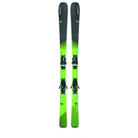 Горные лыжи с креплениями Elan 2016-17 AMPHIBIO 10 PS EL11.0