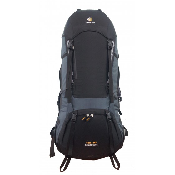 Рюкзак Deuter 2016-17 Aircontact 110+10 black-granite