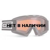 Очки горнолыжные Salice 897A BLACK / ORANGE