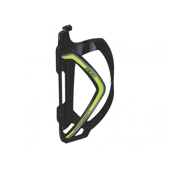 Флягодержатель BBB 2015 bottlecage FlexCage matt black green (BBC-36)