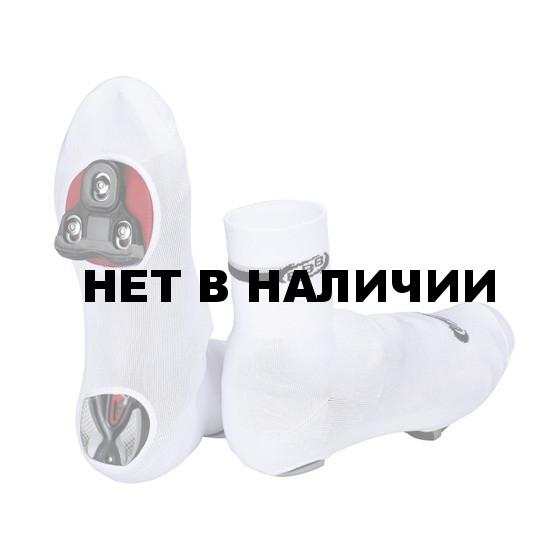 Чехол на велообувь BBB StyleFlex white (BWS-15)