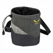Мешок для магнезии Salewa Chalk CHALKBAG HORST CARBON