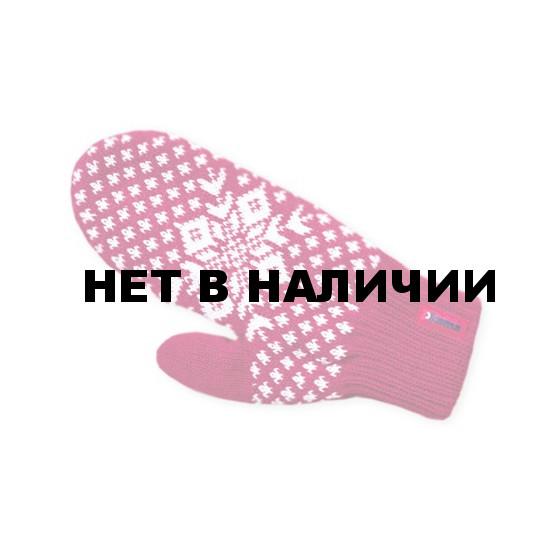 Варежки Kama R13 (pink) розовый