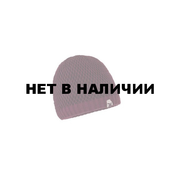 Шапка Salewa SOA MESH KN CAP grape/6690