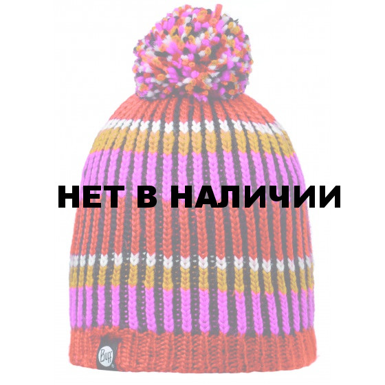 Шапка BUFF 2015-16 KNITTED HATS BUFF TROY PINK FLUOR